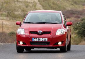 Toyota Auris 1.33 VVT-i Dual
