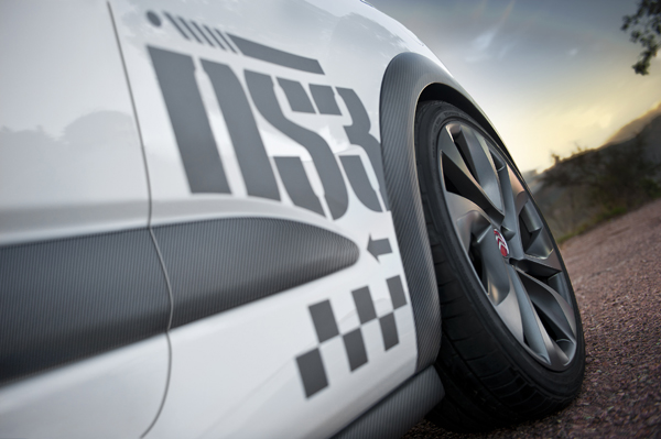 Citroen DS3 Racing, el contacto