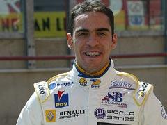 Pastor Maldonado, en GP2 con Trident