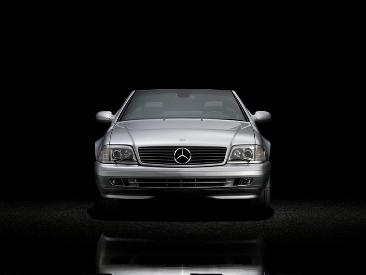 Mercedes SL: su historia en imágenes