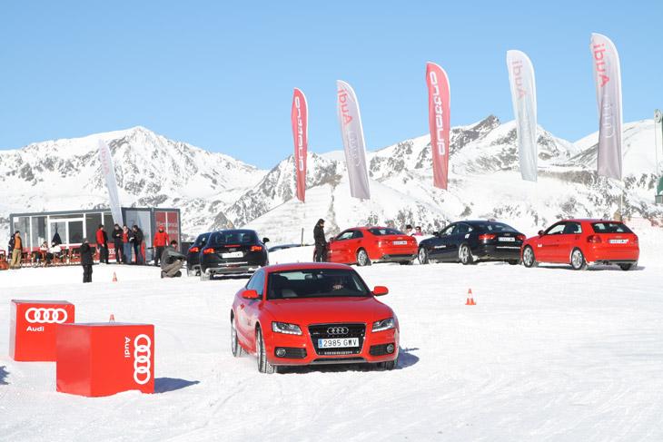 Consejos de conducción en nieve