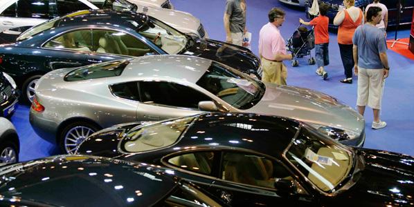 Las ventas de coches crecen un 2,5%