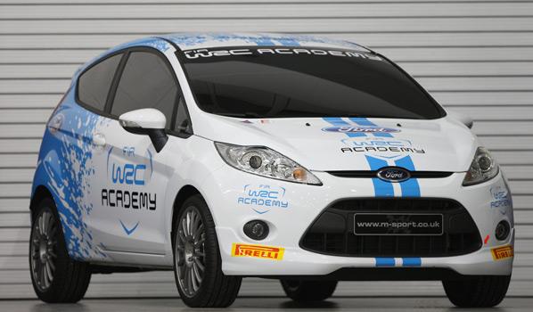 La WRC Academy 2012, en marcha