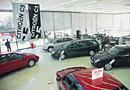 Ligera caída de ventas en el sector del automóvil