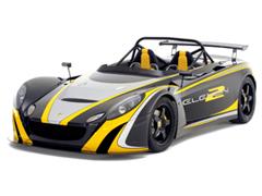 Lotus 2-Eleven: Veloz y ultra-ligero