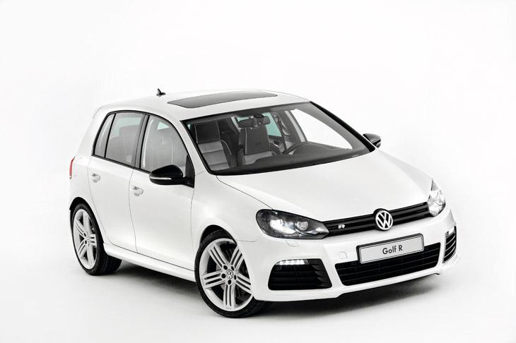 Volkswagen Golf R en Ginebra 2011