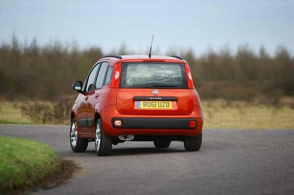 Fiat Panda 2012, ya a la venta