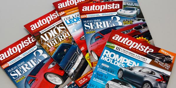Queremos saber tu opinión sobre la revista Autopista