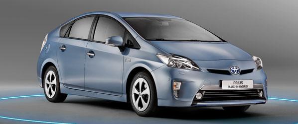 Toyota Prius Plug-in Hybrid, 25 kilómetros de autonomía eléctrica