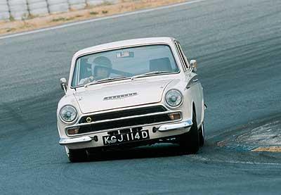Ford Cortima Lotus MK 1