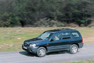 Mazda Tribute 2.0