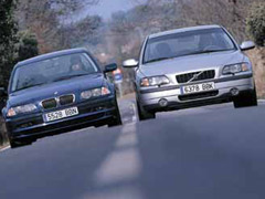 BMW 320i / Volvo S60 2.4 Optima