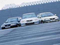Honda Accord / Opel Vectra / Toyota Avensis
