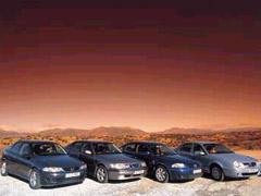 Lancia Lybra / Opel Vectra / Saab 9-3 / Volkswagen Passat