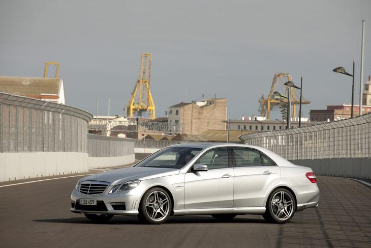 Nuevo Mercedes E 63 AMG
