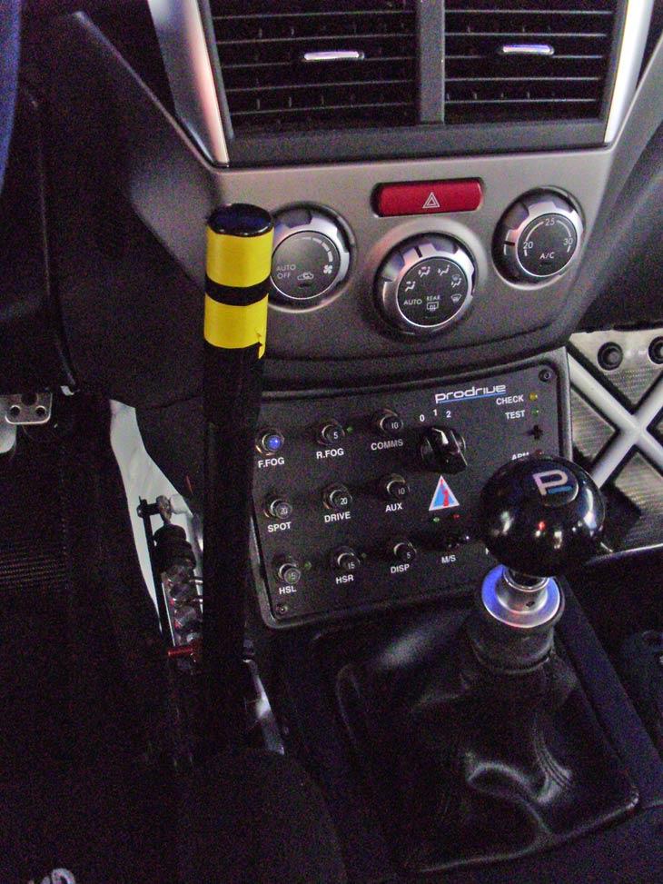 Subaru Impreza WRX STI N14