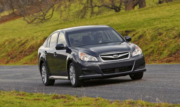 Subaru retira coches por frenos defectuosos