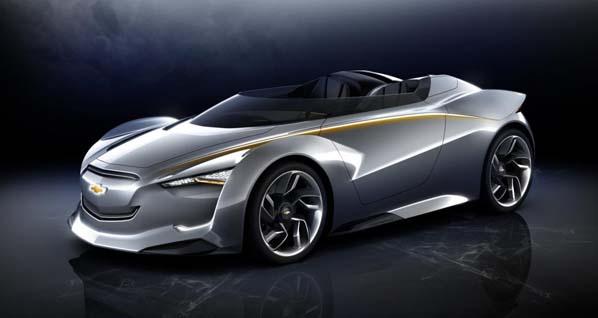 Chevrolet Miray Concept: el deportivo del centenario