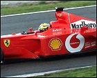 Vodafone, nuevo patrocinador de Ferrari