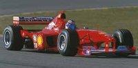 Schumacher y Barrichello extienden sus contratos con Ferrari