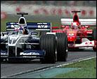Williams cree que el reinado de Ferrari no es eterno