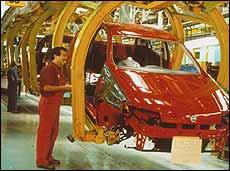 Los sindicatos se oponen al plan de salvamento de Fiat
