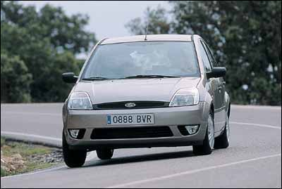 Ford Fiesta 1.4 / Renault Clio 1.2