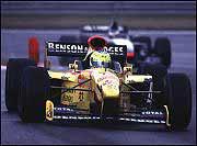 Fisichella y Trulli también intercambiarán asientos