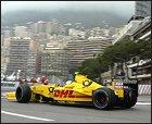 La Fórmula Uno entrena en Silverstone
