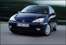 Ford llama a revisión a  572.000 unidades del Focus