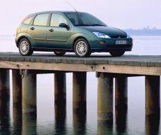 Japón recibe los primeros Ford Focus