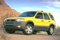 El Ford Escape, a revisión