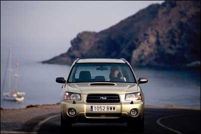 Subaru Forester 2.0 X y 2.0 XT