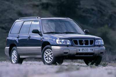 Subaru Forester 2.0 SLX