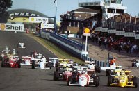 La Fórmula 3 debuta en España