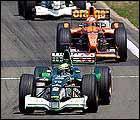 """Magny Cours recibe el """"espectáculo Schumacher"""""""