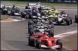 Los pilotos comienzan a rodar en Magny Cours
