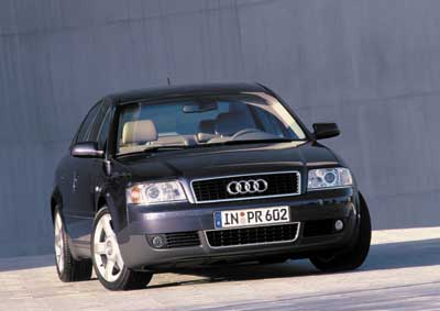 Audi A6 3.0 6V quattro