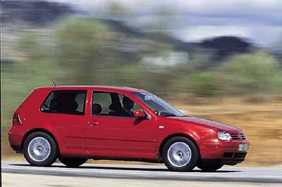 Volkswagen Golf TDI 115 CV 4motion