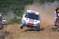Carlos Sainz abandona en el último tramo del Rally Acrópolis