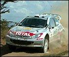 Gronholm abandona el Rally Safari