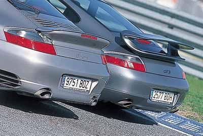 Comparativa: Porsche 911 GT3 Coupé / Porsche 911 Turbo