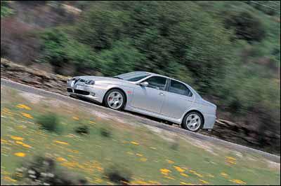 Alfa GTA / BMW 330i / Volvo S60 T5