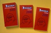 100 años de Guías Rojas Michelin
