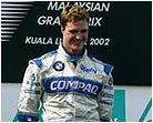 Ralf Schumacher vence en Malasia