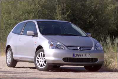 Honda Civic 1.6 VTEC - VTI3p
