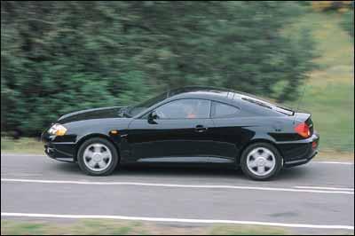 Hyundai Coupé 1.6 16v FX GLS