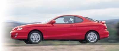 Hyundai Coupé 2.0