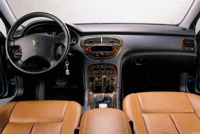 Peugeot 607 V6 Automático