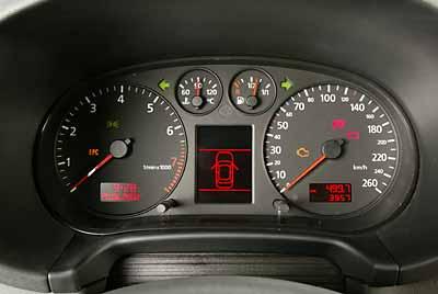 Audi A3 1.8 T 180 Ambiente